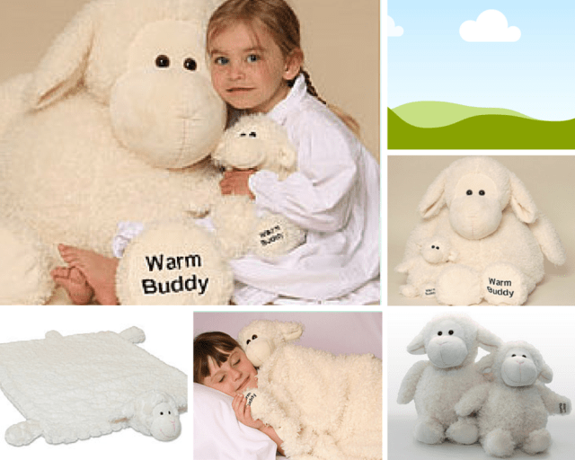 Warm Buddy Collage