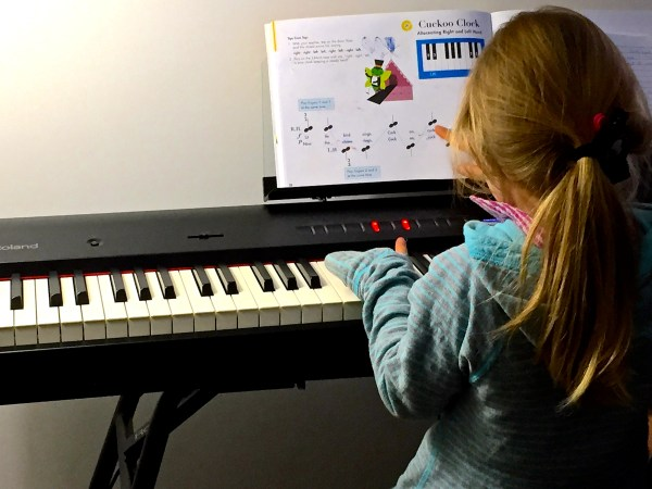 Adri's Piano Lesson at Creativ Music Centre