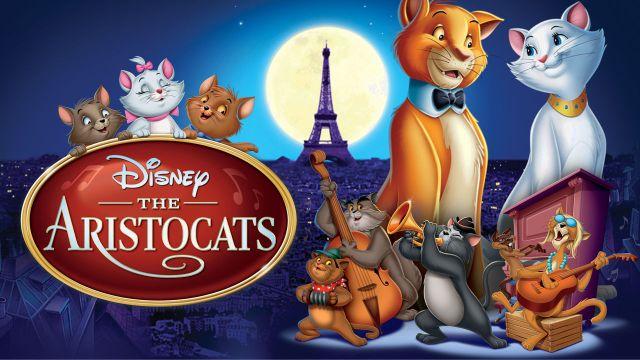 The Aristocats on Netflix