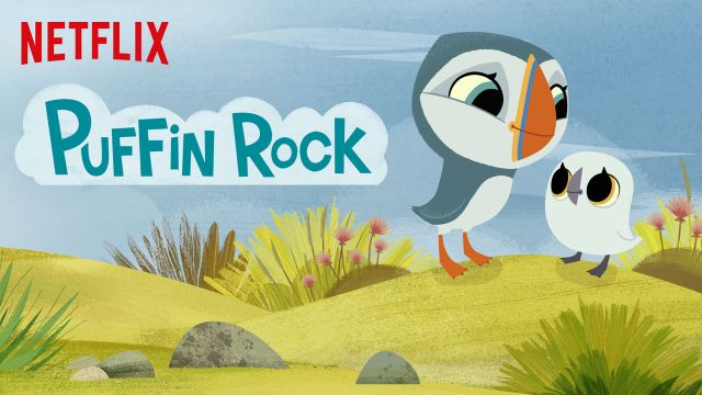 Puffin Rock on Netflix