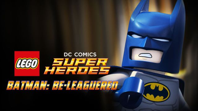 lego shows on netflix: DC Comics