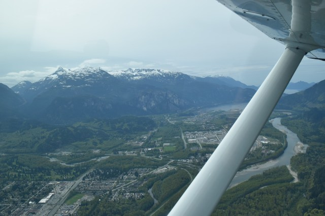 Squamish Weekend Staycation - Sea to Sky Air