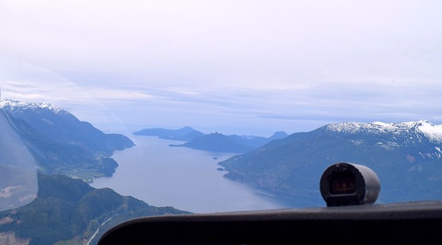 Squamish Weekend Getaway - Sea to Sky Air