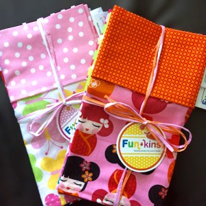 Funkins Cloth Napkins Bundle