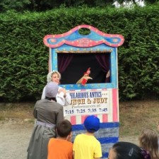 Punch & Judy Show at Theatre Under the Stars Vancouver