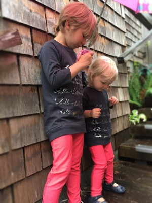 Carter's OshKosh B'Gosh Back to School Collection Matching Outfits