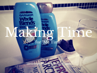 "Making Time for ""Me Time"" - featured"