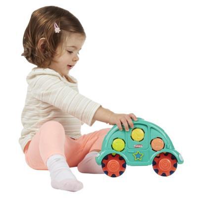 Playskool Play-Stow-Go Roll n gears car