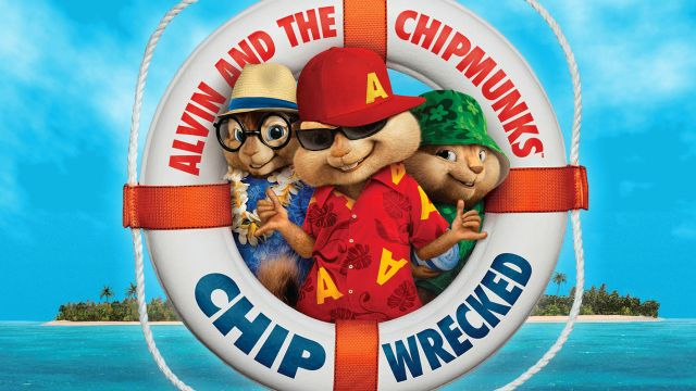 Movie Night Alvin and the chipmunks on Netflix