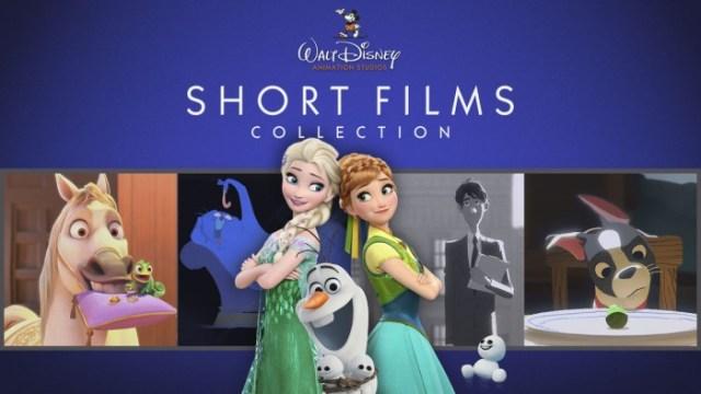 Movie Night Disney Shorts on Netflix
