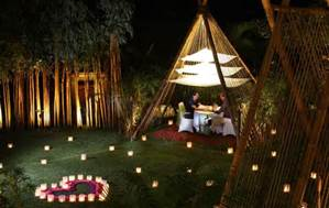 10 romantic date ideas for home