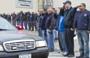 family-and-friends-honor-chicago-firefighter-corey-ankum-as-a-fire-department-caravan-leaves-christ-medical-center-in-oak-lawn