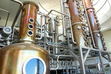 Adnams Distillery