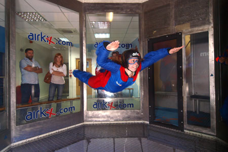 Airkix Indoor Skydiving