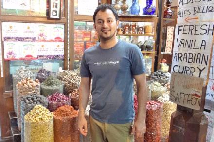 Spice Souk - Dubai