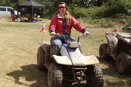 Experience Days - Quad Biking