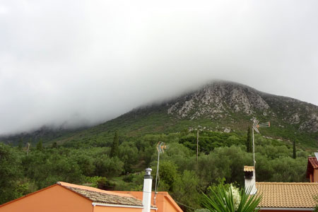 The Mountain in the clouds - Exploring Mount Pantokrator