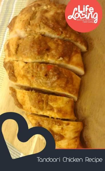 Tandoori Chicken Recipe by Life Loving
