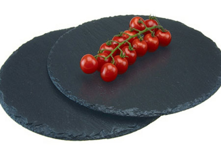 Round Slate Placemats