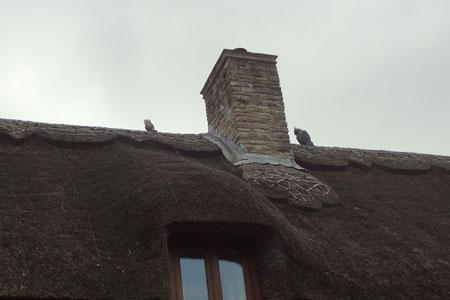 Corfe Village - Corfe Castle