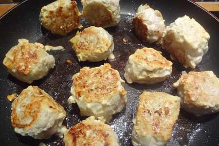 Meatballs and Courgetti Recipe