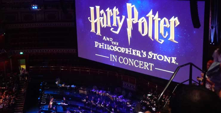 Harry Potter in Concert