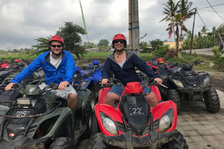 Quad Biking in Bali