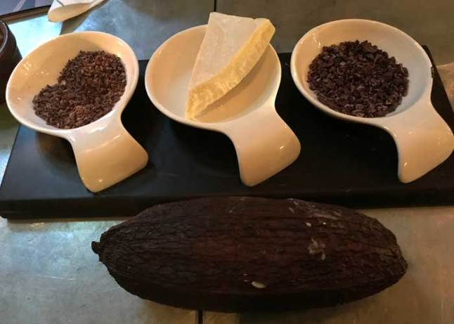 Hotel Chocolate Tasting Experience