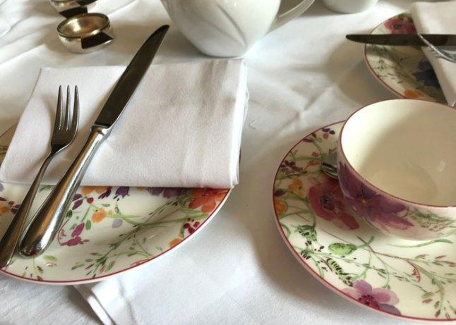 Eastwell Manor Afternoon Tea