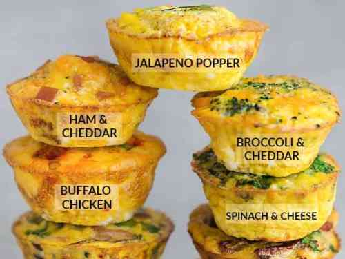 Keto Egg Cups 9 Delicious Easy Low Carb Breakfast Recipes
