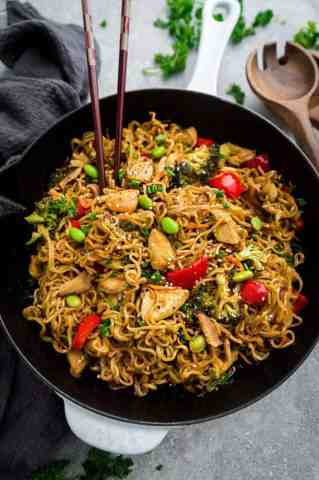 15 Ramen Noodle Recipes That You Can Make At Home