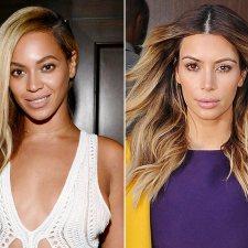 Beyoncé et Kim Kardashian : la fin de la guerre ?