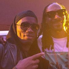Soirée arrosée pour Didier Drogba et Snoop Dog