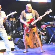 Le concert de Kassav à Abidjan