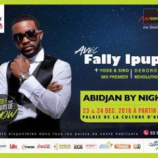 Abidjan by night 3 arrive !