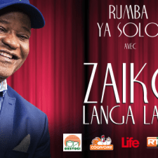 On fête la Rumba à Abidjan avec le Zaiko Langa Langa