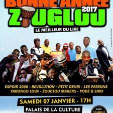 Un concert «Bonne année en Zouglou» ce 7 Janvier