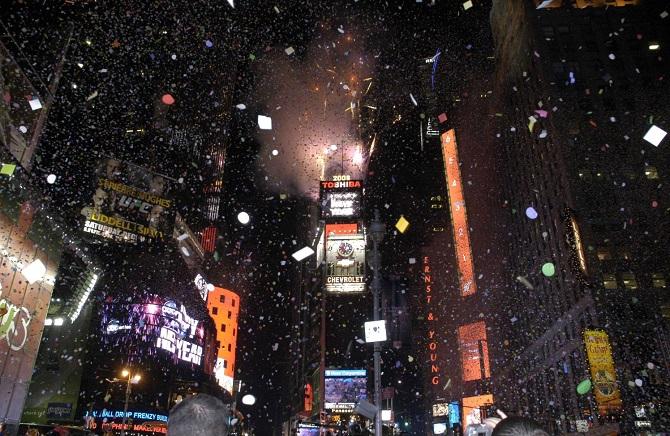 6 legnépszerűbb úti cél szilveszterre - New York