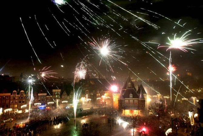 6 legnépszerűbb úti cél szilveszterre - Amszterdam
