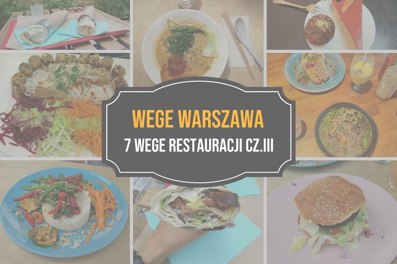 Wege Warszawa Gdzie Zjesc Weganski Lub Wegetarianski Obiad W