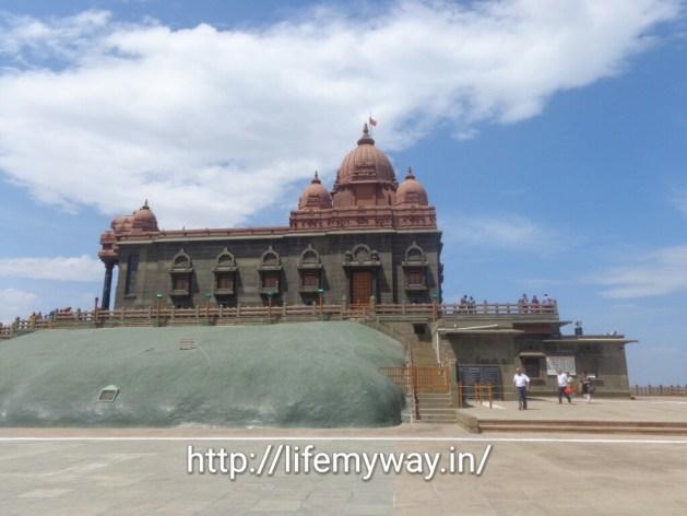 Vivekanada Rock Memorial