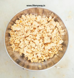 Cashew-Almond paste