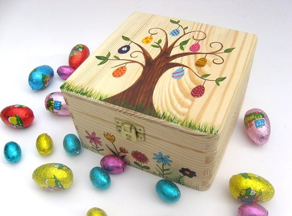 easter box
