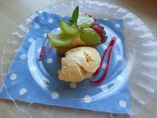 【上越】シュクレ(Sucre)のデザート2