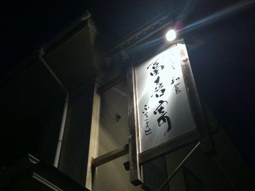 鰻の「冨喜寄」の住所は新潟県上越市木田新田2-3-28