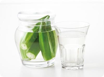 オクラ水 効果 作り方 効果口コミ 飲むタイミング 血糖値 高血圧 保存 飲み方 アトピー