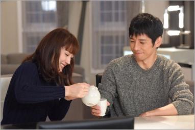 西島秀俊と綾瀬はるか