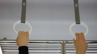 電車 つり革 汚い 高さ つかまらない つかめない 抗菌 カバー