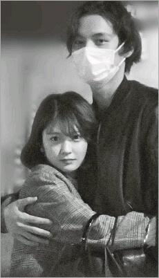 Misatoと福士蒼汰のフライデー画像
