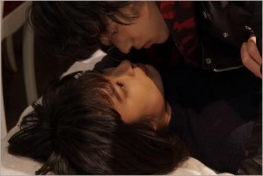 トドメの接吻でのキスシーン